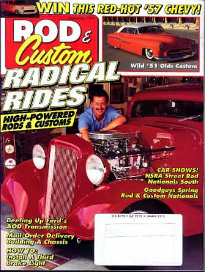 Rod & Custom - September 1994