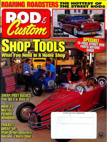 Rod & Custom - July 1995
