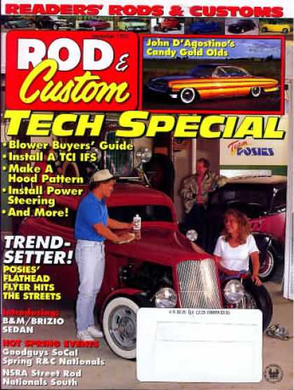 Rod & Custom - September 1995