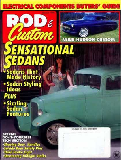 Rod & Custom - January 1996