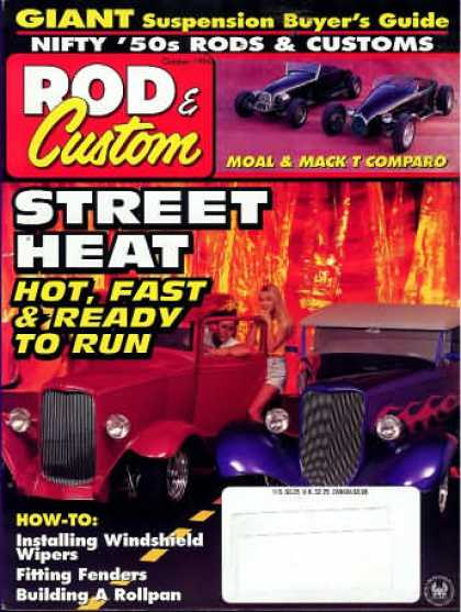 Rod & Custom - October 1996