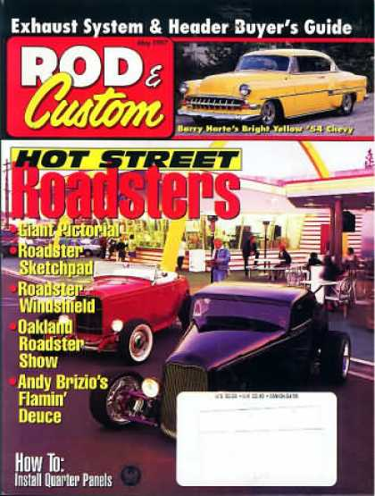 Rod & Custom - May 1997