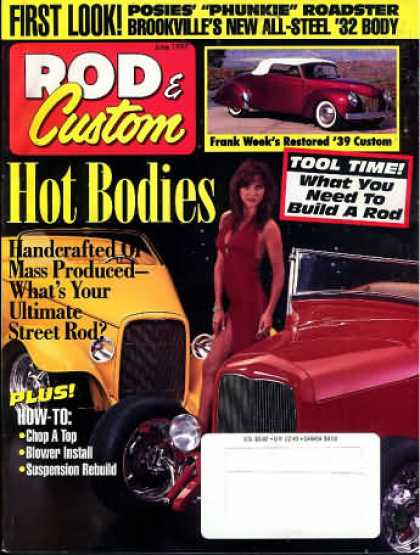 Rod & Custom - June 1997
