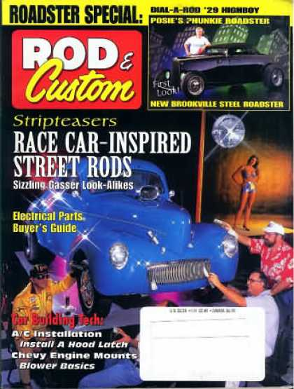 Rod & Custom - September 1997