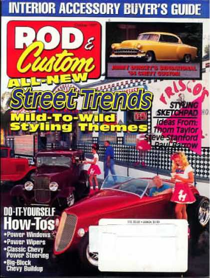 Rod & Custom - October 1997