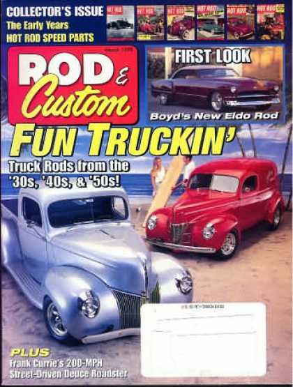 Rod & Custom - March 1998