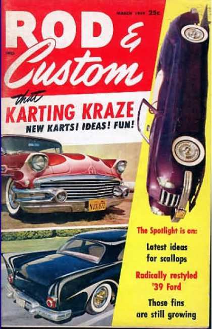 Rod & Custom - March 1959