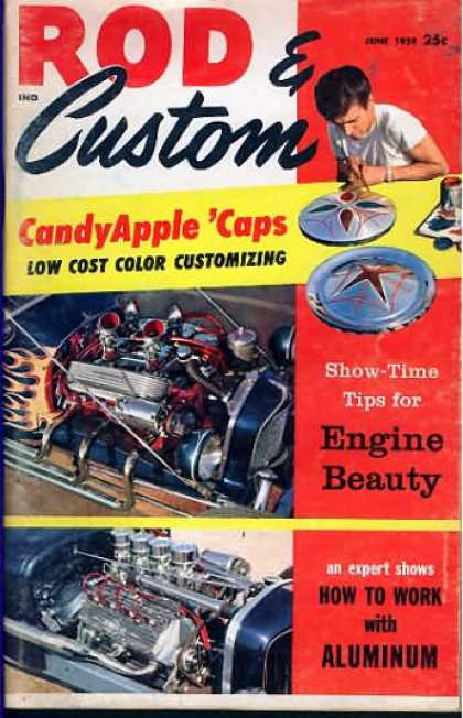 Rod & Custom - June 1959