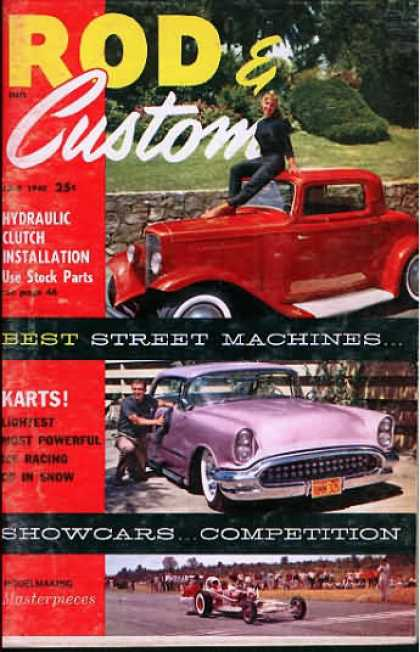Rod & Custom - June 1960
