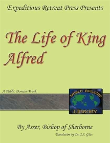 Role Playing Games - World Building Library:The Life of King Alfred