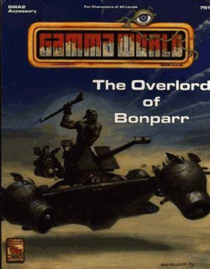 Role Playing Games - The Overlord of Bonparr