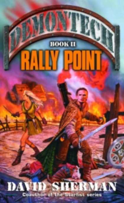 Role Playing Games - Demontech: Rally Point