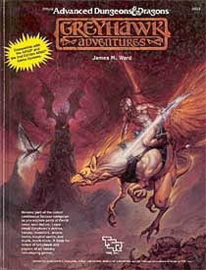 Role Playing Games - Greyhawk Adventures