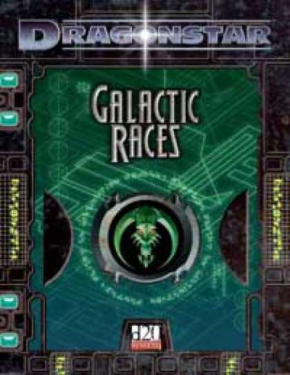 Role Playing Games - Galactic Races