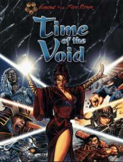 Role Playing Games - Time of the Void