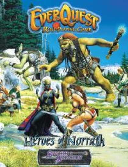 Role Playing Games - EQ rpg: Heroes of Norrath