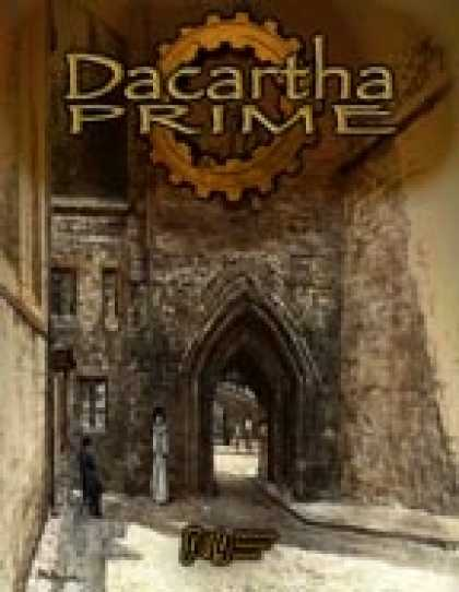 Role Playing Games - Maelstrom: Dacartha Prime (Dogbound Edition)