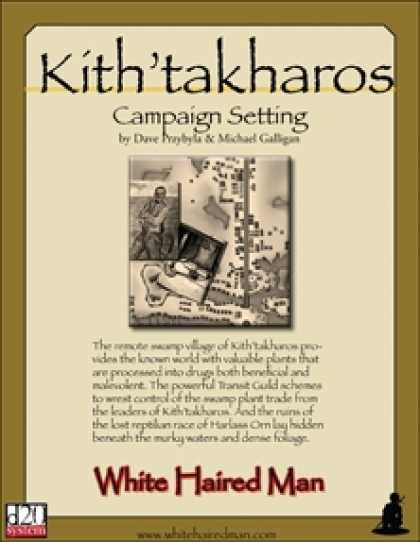 Role Playing Games - Kith'takharos Campaign Setting (Fantasy Grounds 2 Module) KS00