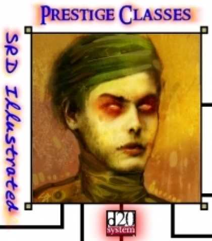 Role Playing Games - SRD Illustrated: Prestige Classes