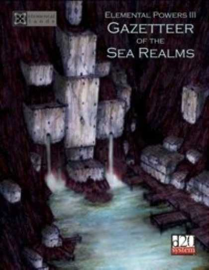 Role Playing Games - EPIII: Gazetteer of the Sea Realms
