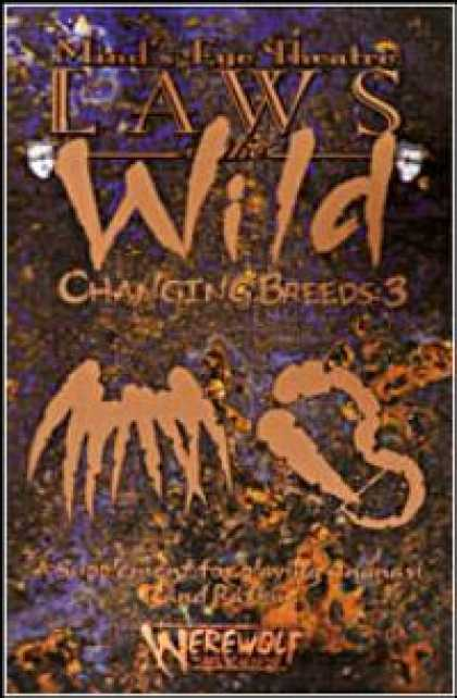 Role Playing Games - Laws of the Wild: Changing Breeds 3