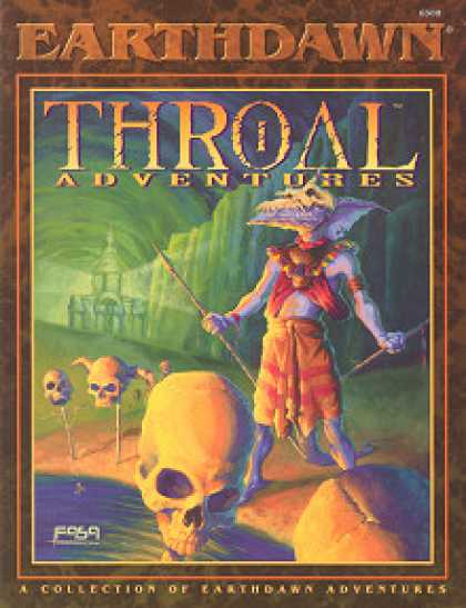 Role Playing Games - Throal Adventures
