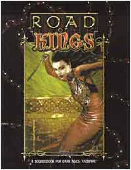 Role Playing Games - Road of Kings