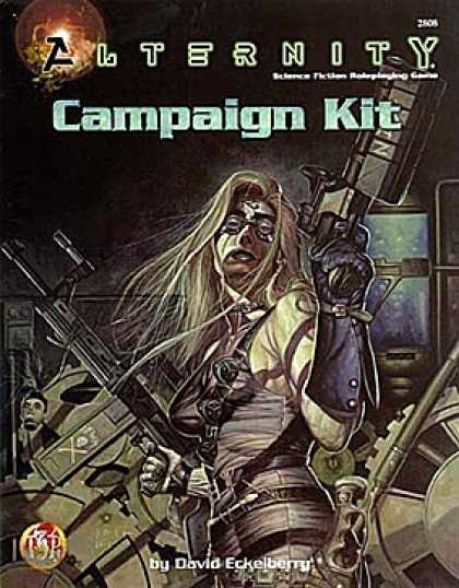 Role Playing Games - Campaign Kit