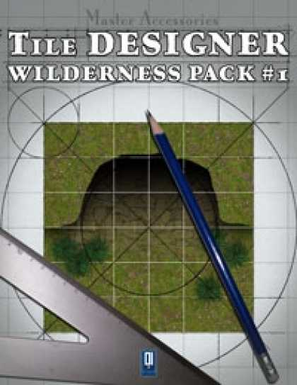 Role Playing Games - Tile Designer: Wilderness Pack #1