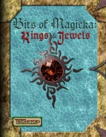 Role Playing Games - Bits of Magicka: Rings and Jewels