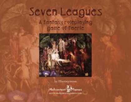 Role Playing Games - Seven Leagues roleplaying game of Faerie