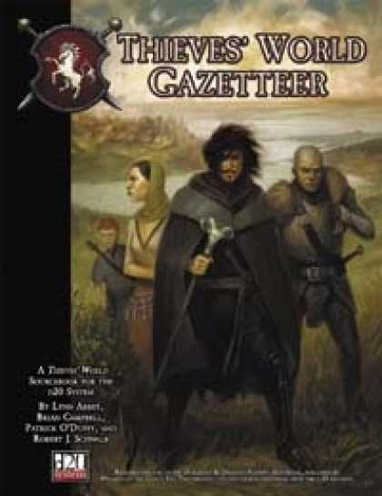 Role Playing Games - Thieves' World Gazetteer