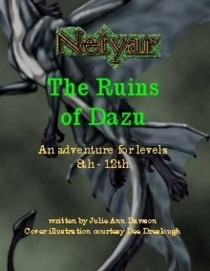 Role Playing Games - Neiyar: The Ruins of Dazu