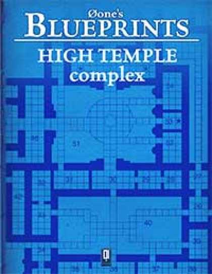 Role Playing Games - 0one's Blueprints: High Temple Complex