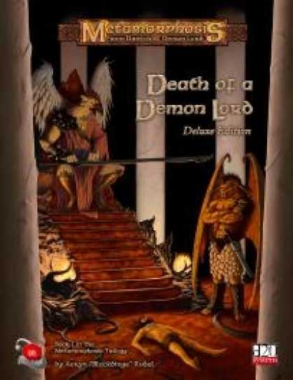 Role Playing Games - Metamorphosis Book I: Death of a Demon Lord (Deluxe Edition)