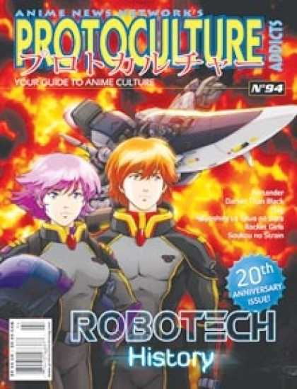 Role Playing Games - Protoculture Addicts #94