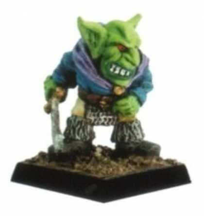 Role Playing Games - Free Species of the Month - Goblin