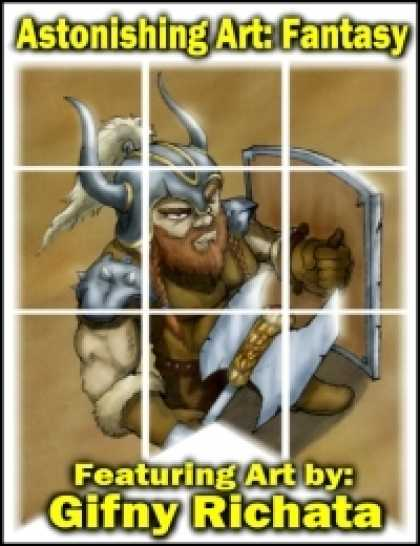 Role Playing Games - Astonishing Art: Fantasy