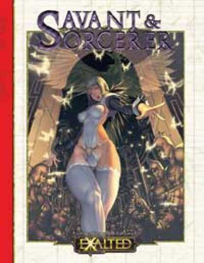 Role Playing Games - Savant and Sorcerer