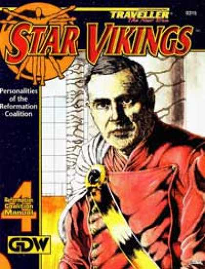 Role Playing Games - Star Vikings