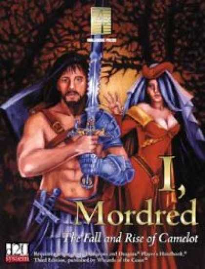 Role Playing Games - I, Mordred: The Fall & Rise Of Camelot