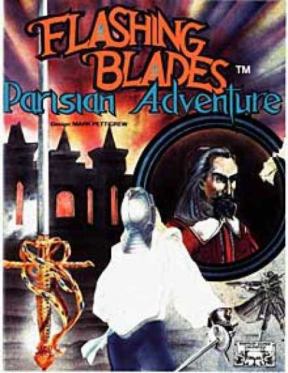 Role Playing Games - Flashing Blades: Parisian Adventure
