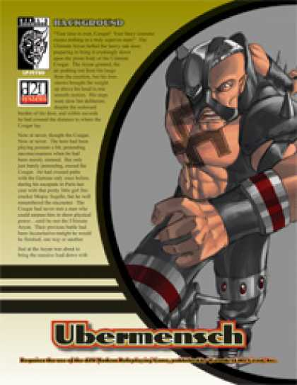 Role Playing Games - Prototype: Ubermensch