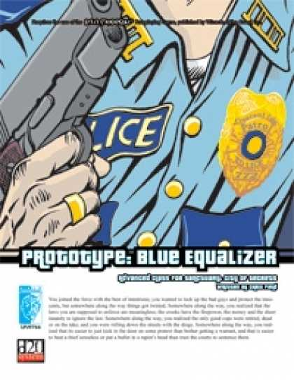 Role Playing Games - Prototype: Blue Equalizer