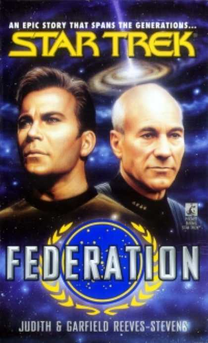 Role Playing Games - Star Trek: The Original Series: Federation