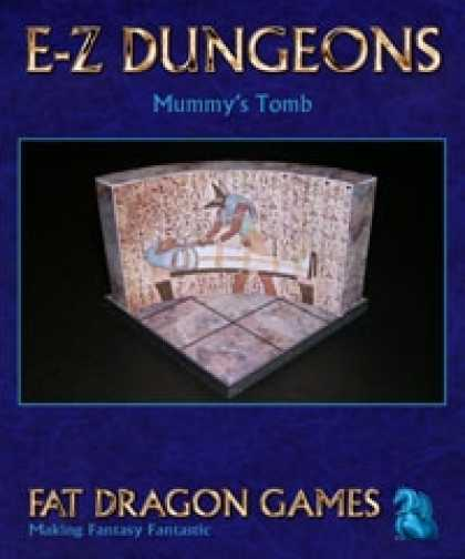 Role Playing Games - E-Z DUNGEONS: Mummy's Tomb