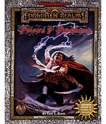 Role Playing Games - Powers and Pantheons