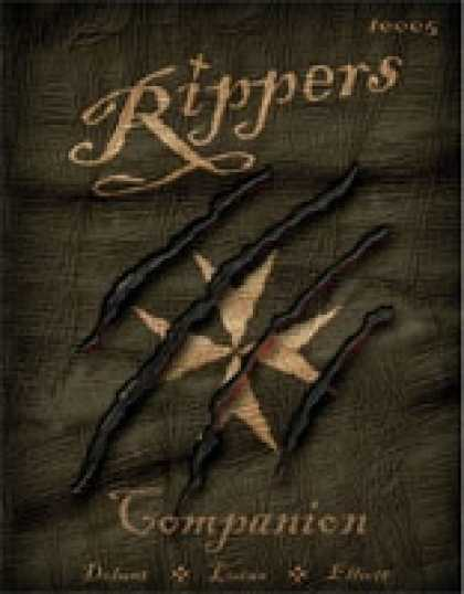 Role Playing Games - Rippers Companion