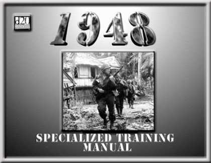 Role Playing Games - 1948: Specialized Training Manual