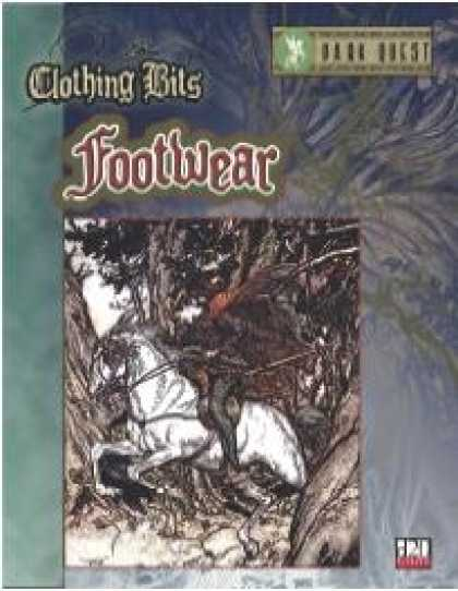 Role Playing Games - Clothing Bits: Footwear